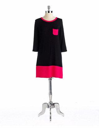 Design History Colorblock Dress