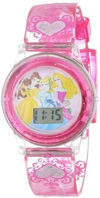 Disney Kids' PN1009 Digital Princess Watch