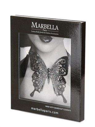Marbella Swarovski Crystal Adhesive Tattoo