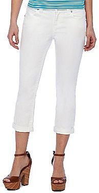 JCPenney a.n.a® Rolled Cropped Jeans