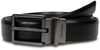 Calvin Klein 29mm Reversible Leather Dress Belt $45 thestylecure.com