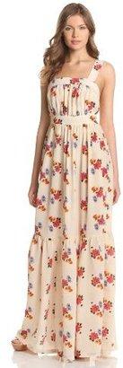 Candela Women's Floral Maxi Dress