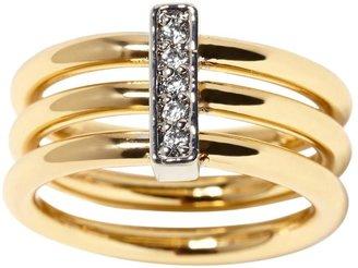 Banana Republic Three Band Ring