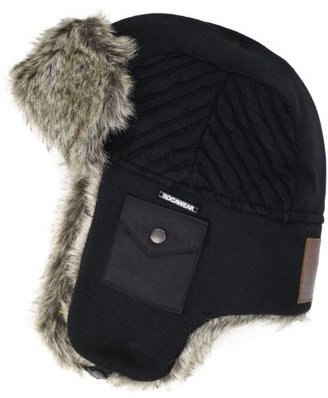 Rocawear Men's Cable Knit and Rib Trapper