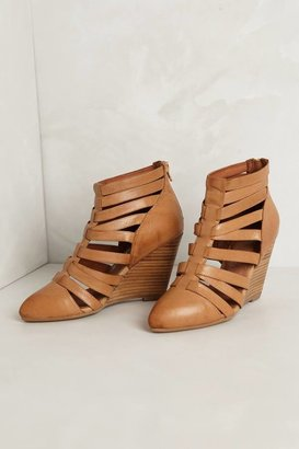 Vector Strappy Wedges
