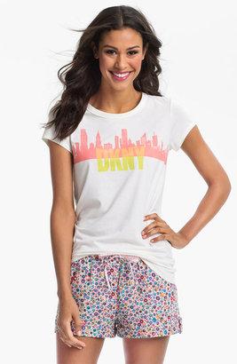 DKNY 'Sugar Rush' Logo Lounge Tee