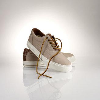 Polo Ralph Lauren Vaughn Canvas Sneaker