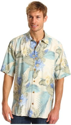 Tommy Bahama Garden of Hope Courage Camp Shirt (Continental) - Apparel