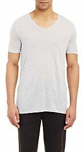 ATM Anthony Thomas Melillo Men's Basic Short-sleeve T-shirt - Gray