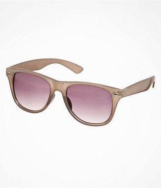 Express Colored Wayfarer-Style Sunglasses