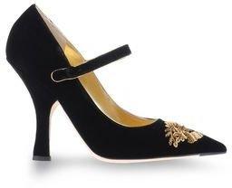 Dolce & Gabbana Closed-toe slip-ons