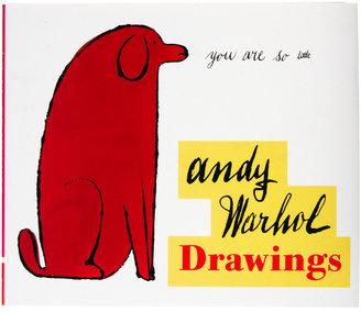 Andy Warhol Drawings Book