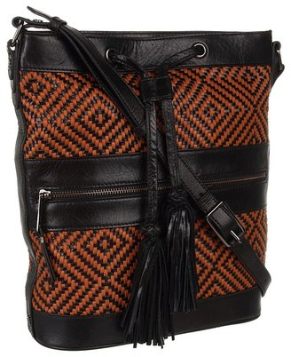 Elliott Lucca Bali '89 Bucket (Aztec Black) - Bags and Luggage