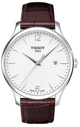 Tissot Men's Traditional Silver Quartz Classic Watch