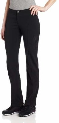 Columbia Women's Just Right Straight-Leg Pant $60 thestylecure.com