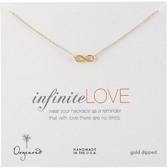 Dogeared Infinite Love Pendant Infinity Necklace