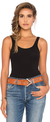 James Perse The Daily Racer Tank $45 thestylecure.com