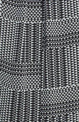Chaus 'Triangle Maze' Pintuck Blouse