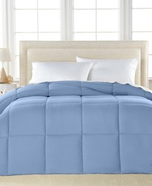 Royal Luxe Lightweight Microfiber Color Down Alternative King Comforter, Hypoallergenic Polyester Fiberfill