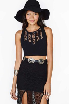 Nasty Gal Only You Crop Tank
