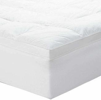 Sleep Innovations 4 Dual Layer Memory Foam Topper