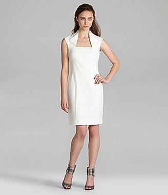 Marc New York Cap-Sleeve Dress