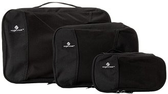 Eagle Creek Pack-It!tm Cube Set (Black) Bags