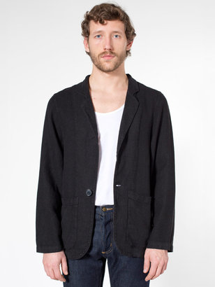 American Apparel Easy Blazer