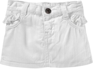 Old Navy Ruffle-Trim Denim Skirts for Baby