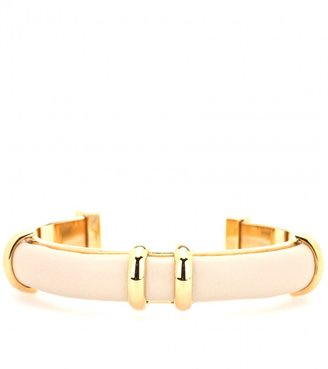Marc by Marc Jacobs Stapled leather cuff