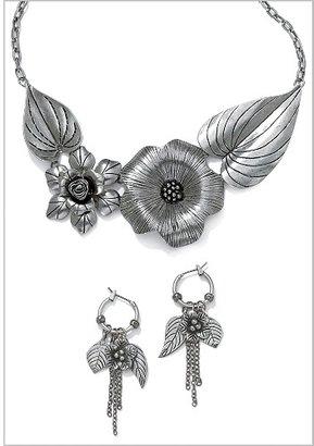 2-Piece Flower & Leaf Set