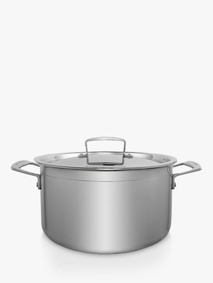 Le Creuset 3-Ply Stainless Steel Deep Casserole