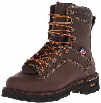 Danner Men's Quarry USA 8-Inch BR Work Boot