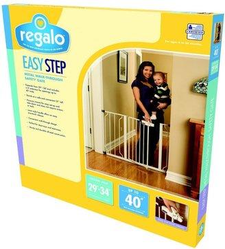 Regalo Easy Step Walk Through Gate