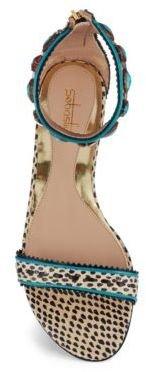 Sebastian Patterned Sandals