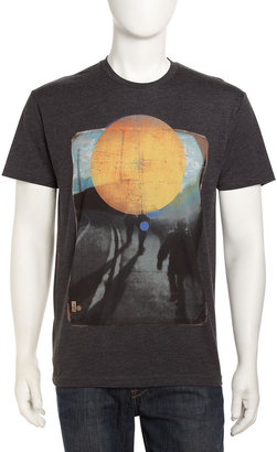 Howe Maglife Graphic Tee, Charcoal
