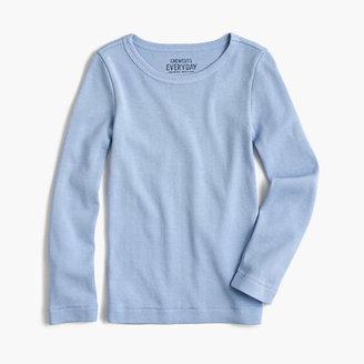 J.Crew Girls' long-sleeve city T-shirt