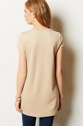 Anthropologie Amaranth Tunic