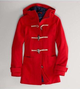 American Eagle AE Hooded Toggle Duffle Coat