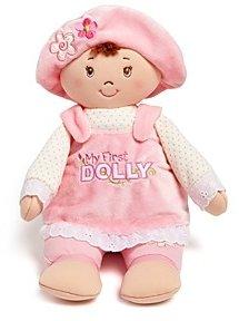 Gund My First Dolly Plush Doll - 13
