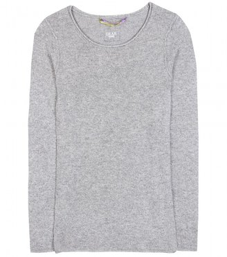 Dear Cashmere Fine-knit cashmere-blend sweater