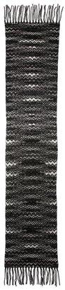 Missoni Striped Zigzag Shimmer Scarf