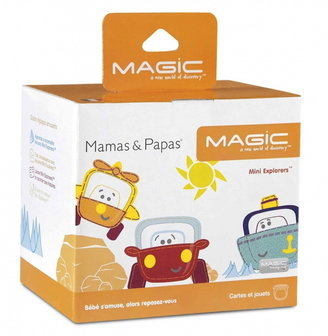 Mamas and Papas MAGIC Card - Mini Explorer - French