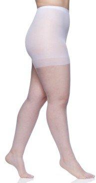 Berkshire Women's Plus Size Ultra Sheer Control Top Pantyhose, 4411