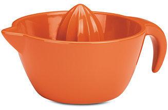 Rachael Ray Orange Stoneware Juicer