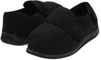 Foamtreads Physician (Charcoal Wool) Men's Slippers