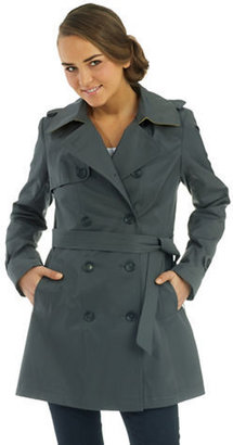 DKNY Double Breasted Trench Coat