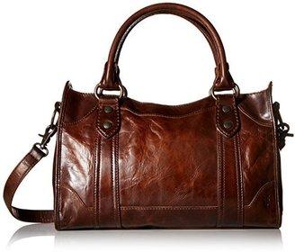 FRYE Melissa Satchel Handbag $283.19 thestylecure.com