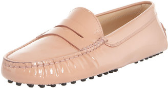 Tod's Tods Patent Gommini Moccasin