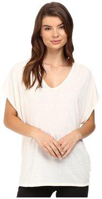 Alternative - Sleeveless Poncho Women's Short Sleeve Pullover $32 thestylecure.com